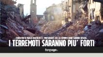 """Terremoto: """"Nei prossimi anni nuove forti scosse in centro Italia"""""""