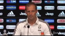 """Allegri: """"Sassuolo sempre ostico per la Juventus"""""""