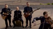 """11 settembre, """"Non ci sono parole"""": l'omaggio da brividi della United States Air Force band"""