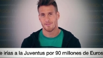 "Denis come Higuain: ""Anche io sarei andato alla Juventus"""