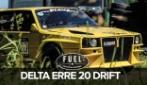 Delta Erre 20 Drift, la prova su strada del bolide da rally