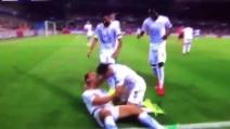 Il primo storico gol del Leicester in Champions League è di Albrighton