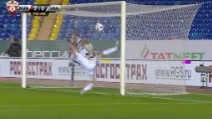 Rovesciata sulla linea: lo spettacolare salvataggio di un gol