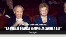 """Spampinato, il giornalista che ha raccontato Ciampi: """"Lui e la moglie indivisibili"""""""