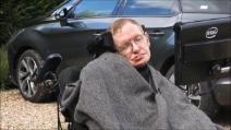 Ecco l'Ice Bucket Challenge di Stephen Hawking