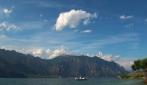 Il Lago di Garda in timelapse