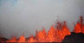 Islanda, la spettacolare eruzione del vulcano Bardarbunga