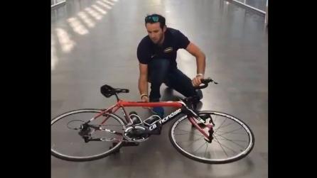 Nessun motorino nella bici di Hesjedal, Rasmussen spiega cosa è successo