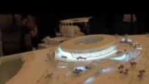Roma, arriva l'ok per il nuovo stadio