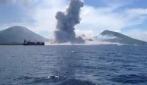 Prima l'eruzione e poi la spaventosa esplosione: il vulcano Tavurvur si è risvegliato