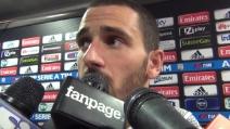 """Leonardo Bonucci: """"La Juventus ha tarpato le ali al Milan"""""""