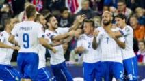 L'Italia vince in Norvegia con Zaza e Bonucci