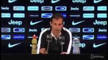 """Milan-Juventus, Allegri: """"Non sarà una partita come le altre"""""""