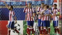 Champions League, Atletico Madrid-Juventus 1-0