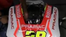 MotoGp, ecco il rombo della Ducati di Iannone ad Aragon