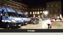 Napoli, città blindata. Duemila agenti per il vertice della BCE