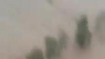 Alluvione in Maremma, elicottero fotografa la drammatica situazione