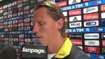 "Nicolas Frey: ""Manca un rigore al Chievo, Menez grande giocatore"""
