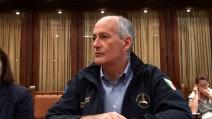 Gabrielli: «Siamo ancora in piena emergenza»