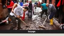 Genova, le testimonianze e le immagini dell'alluvione