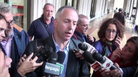 """Alluvione a Genova, il sindaco Doria: """"In arrivo 18 milioni dallo Sblocca Italia"""""""