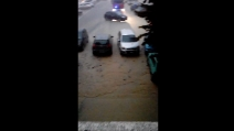 Allerta maltempo, alluvione a Gavi Ligure