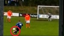 Spettacolare rabona su punizione, sarebbe stato il gol dell'anno?