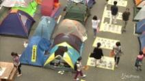 Hong Kong, annullato il voto sulle prossime mosse della protesta