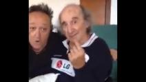 """Tutti gli sforzi di Max Cavallari per aiutare l'amico di una vita Bruno Arena: """"Fai ciao al dottore"""""""