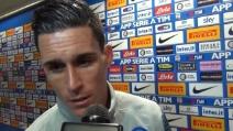 """Callejón: """"Contento per i due gol, purtroppo non sono bastati"""""""