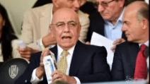"Milan, Galliani: ""Soddisfatto di El Shaarawy e Honda"""
