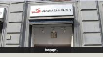 Napoli: lo strano furto alla libreria San Paolo