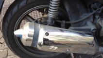 un rombo per il Sic: Sym hd evo, 125cc