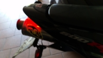 Un rombo per il Sic: CBR 600 RR