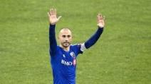 Di Vaio, ultimo gol in MLS. Torna al Bologna