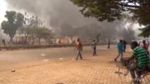 Burkina Faso nel caos: i manifestanti chiedono le dimissioni del Presidente