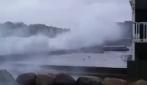 Massachusetts, la violenta tempesta