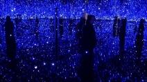 """La prima e """"luminosa"""" mostra del Guggenheim di Abu Dhabi"""