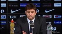"""Agnelli: """"Rapporto Juventus-Nazionale ottimo"""""""