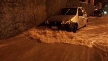 Chiavari, i danni provocati dall'alluvione