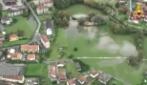 Varese, i danni della nuova ondata di maltempo
