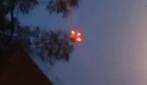 Le pizze arrivano dal cielo con il drone ma qualcosa va storto...