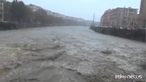 Genova, si teme per il Bisagno e il Fereggiano
