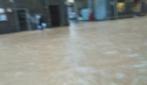 Maltempo Genova, le strade di Sampierdarena completamente allagate