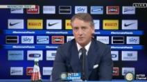 """Mancini: """"La mia Inter tornerà grande"""""""