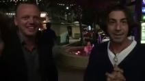 """Gigi D'Alessio a Marco Mazzoli: """"Non fai un c... dalla mattina alla sera"""""""