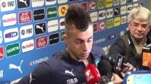 "El Shaarawy: ""Ci teniamo stretto il punto con la Croazia!"""