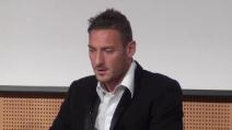 "Francesco Totti: ""Roma mio unico amore"""
