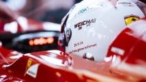 Sebastian Vettel, il mio primo giorno in Ferrari