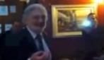 Milano, Domingo canta ''O sole mio'' al ristorante